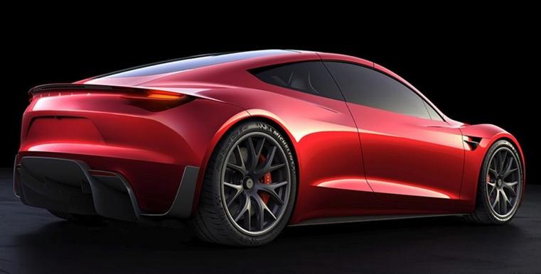 Tesla revela novo Roadster, o futuro carro mais rápido do mundo