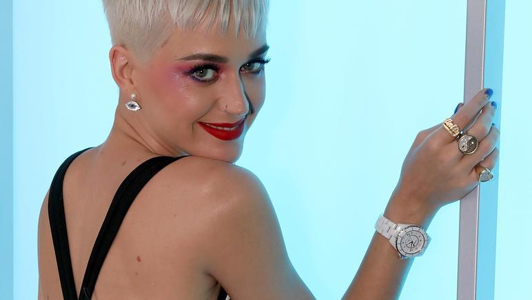 Katy Perry confirmou uma nova turnê na América do Sul