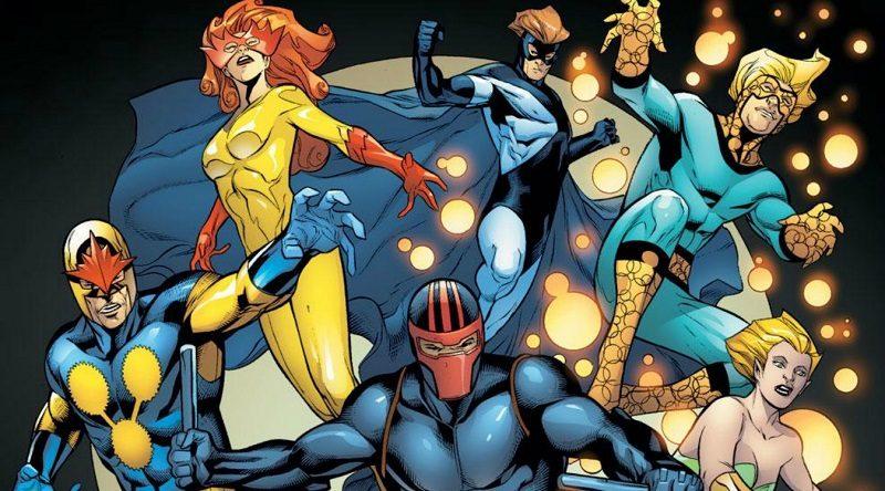 """Marvel """"Novos Guerreiros"""" confirmados para 2018"""