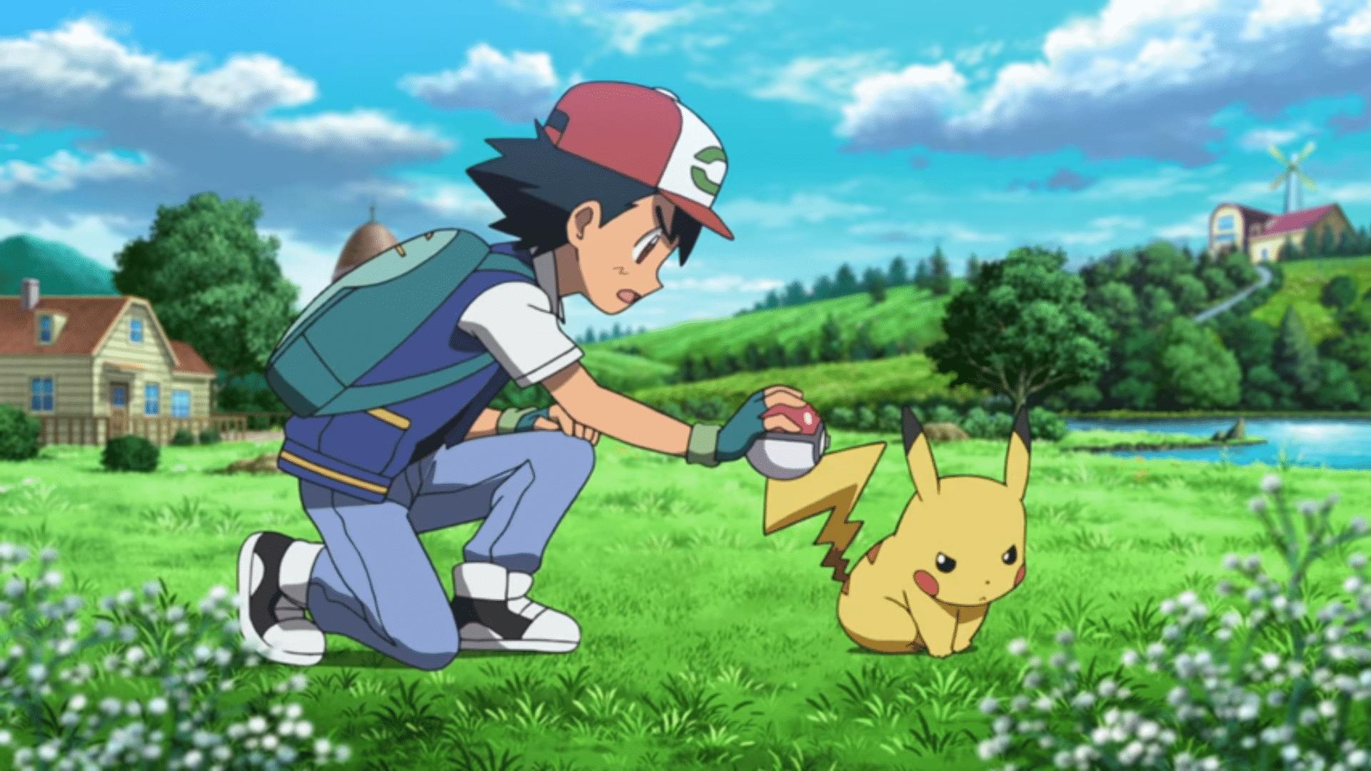 Pokémon o filme: Eu escolho você chega ao Cartoon Network