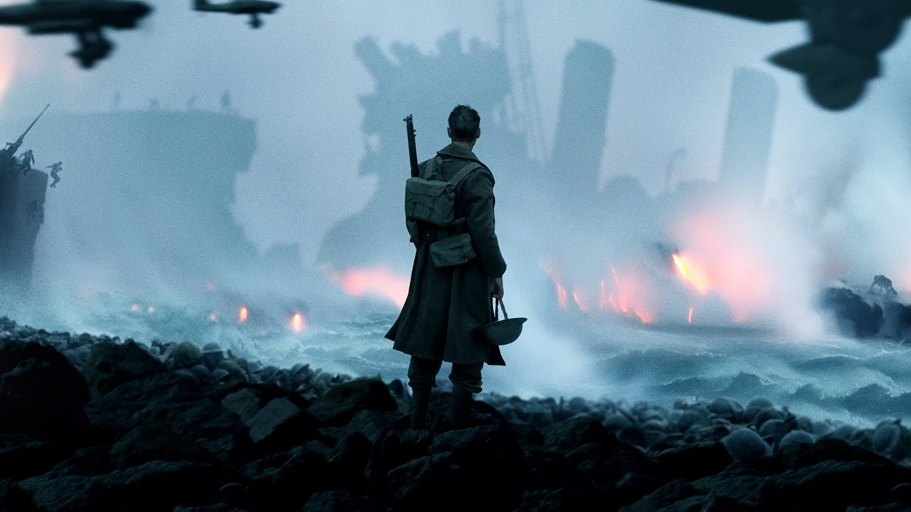 Dunkirk é o único filme original entre as maiores bilheterias de 2017