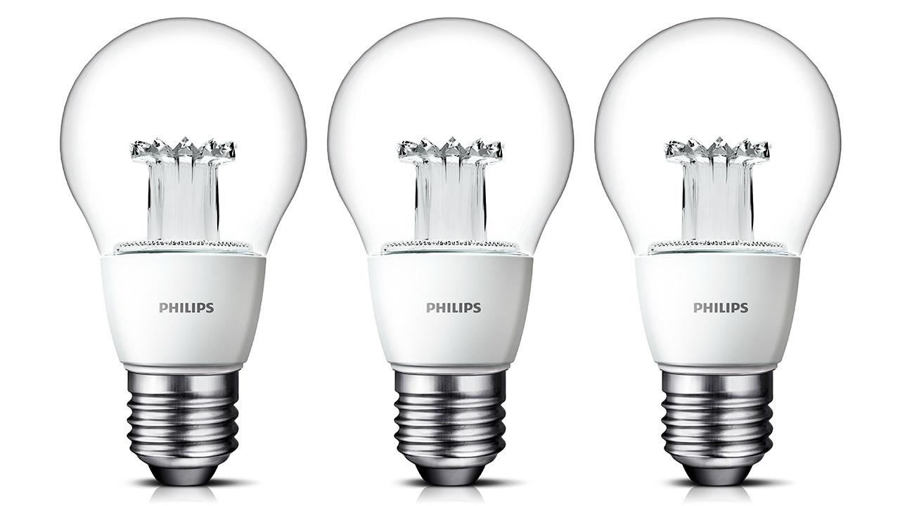 Philips começara teste de internet transmitida pela luz