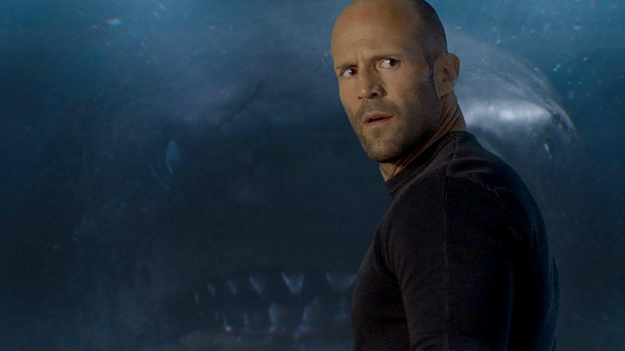 Megatubarão – Jason Statham enfrenta o temor dos mares confira