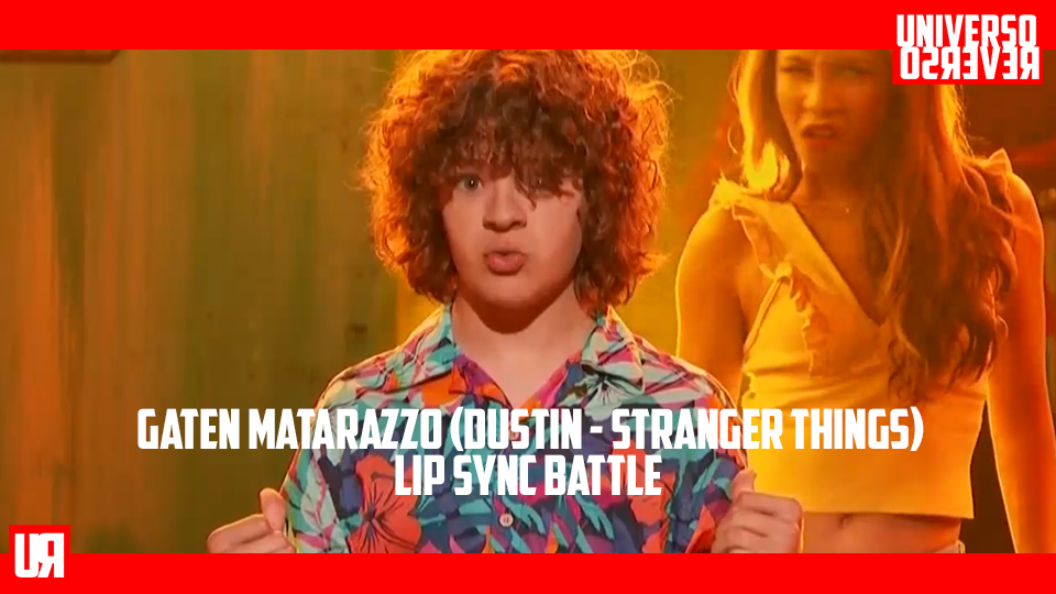 Quanto talento – Gaten Matarazzo (Dustin – Stranger Things)