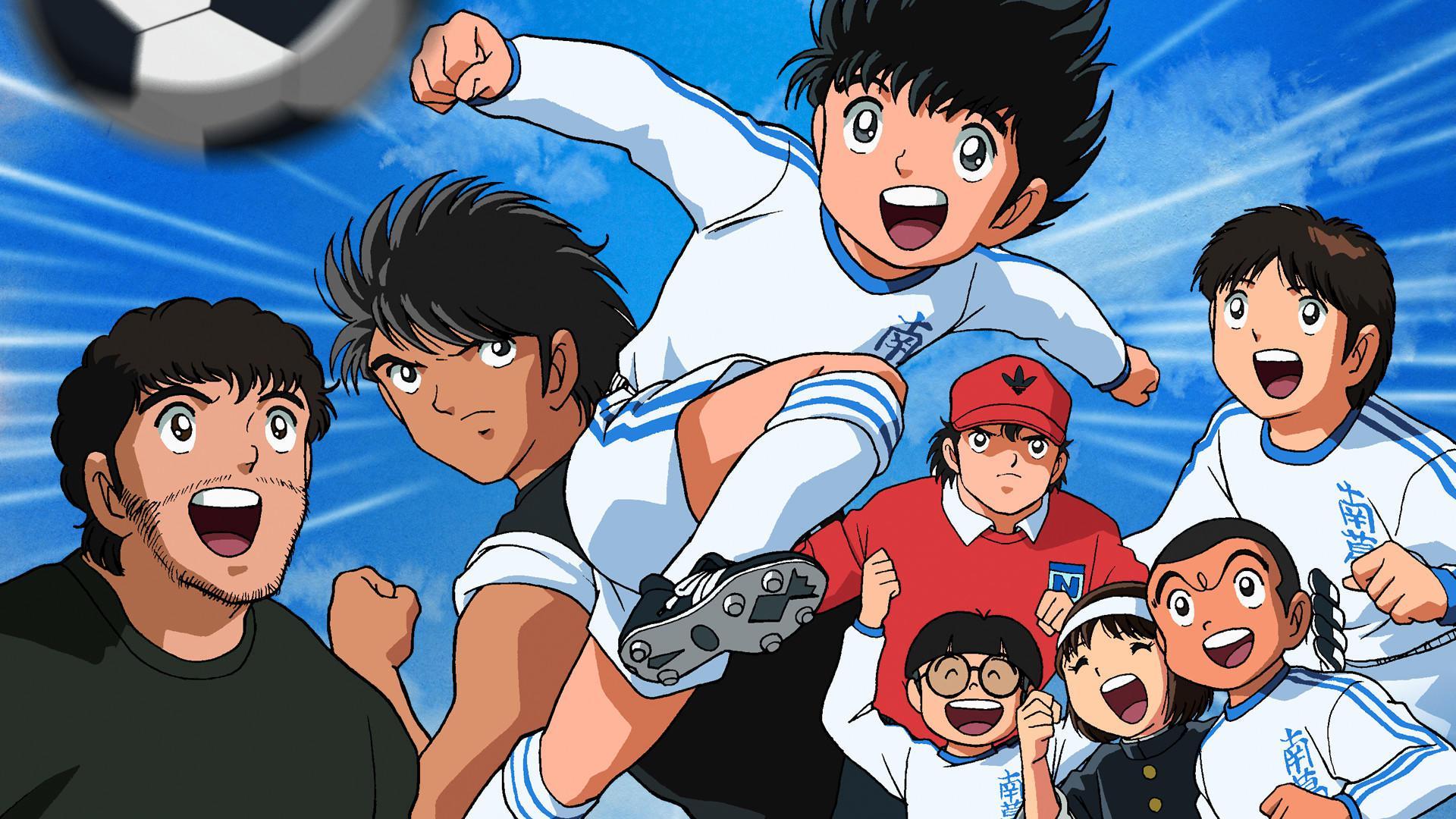 Nova versão de Super Campeões será transmitido no Brasil pela  Cartoon Network