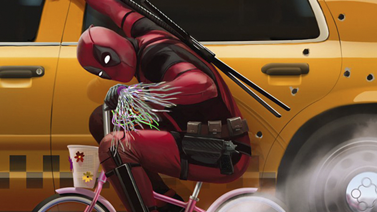 Deadpool se junta a Céline Dion no clipe de Ashes