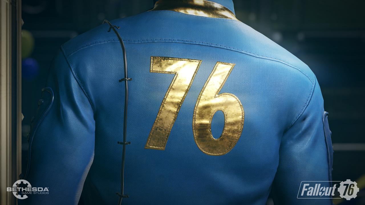 Bethesda anuncia Fallout 76