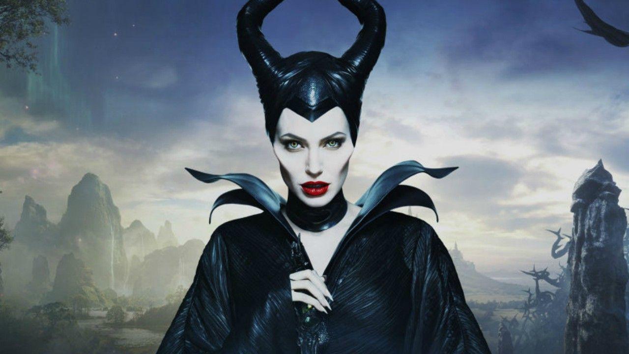 Angelina Jolie a Elle Fanning se divertem no set de Malévola 2
