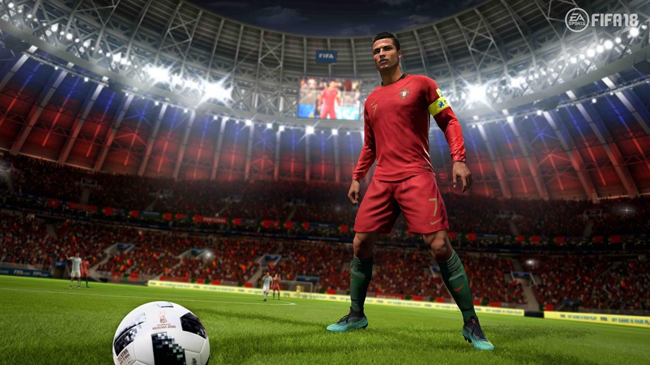 Fifa 18 terá modo World Cup gratuitamente com atualização
