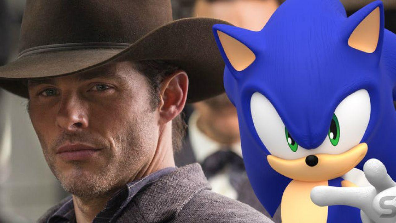 James Marsden deve estrelar filme do Sonic