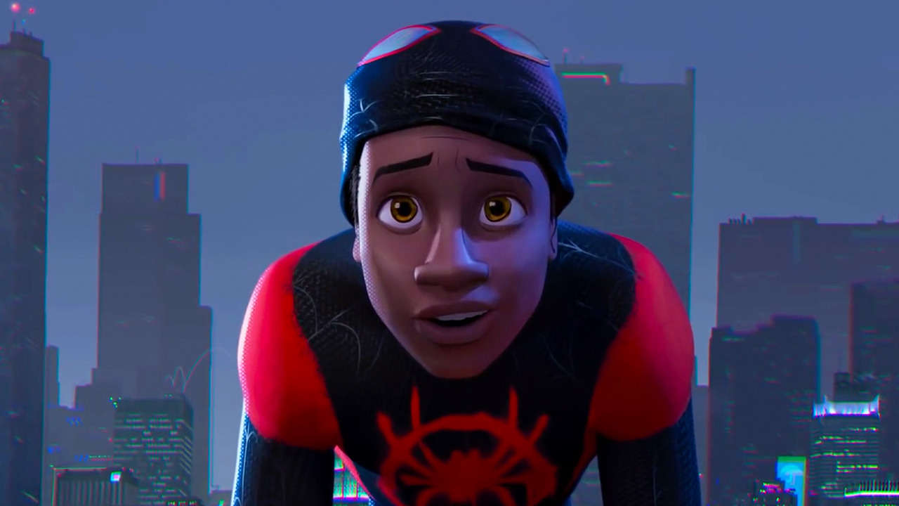Resultado de imagem para homem aranha no aranhaverso