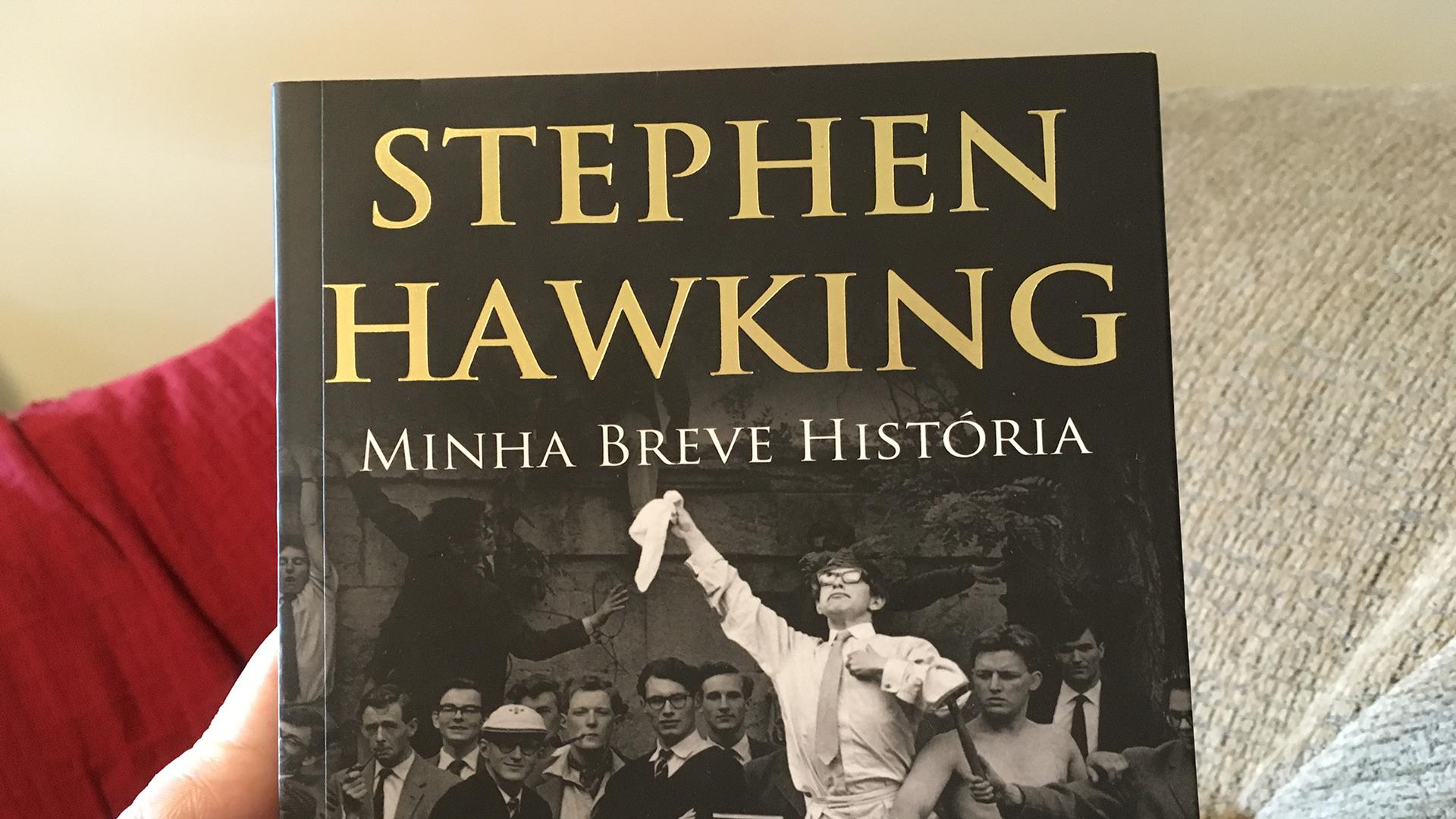 Minha breve história – Stephen Hawking (resenha)