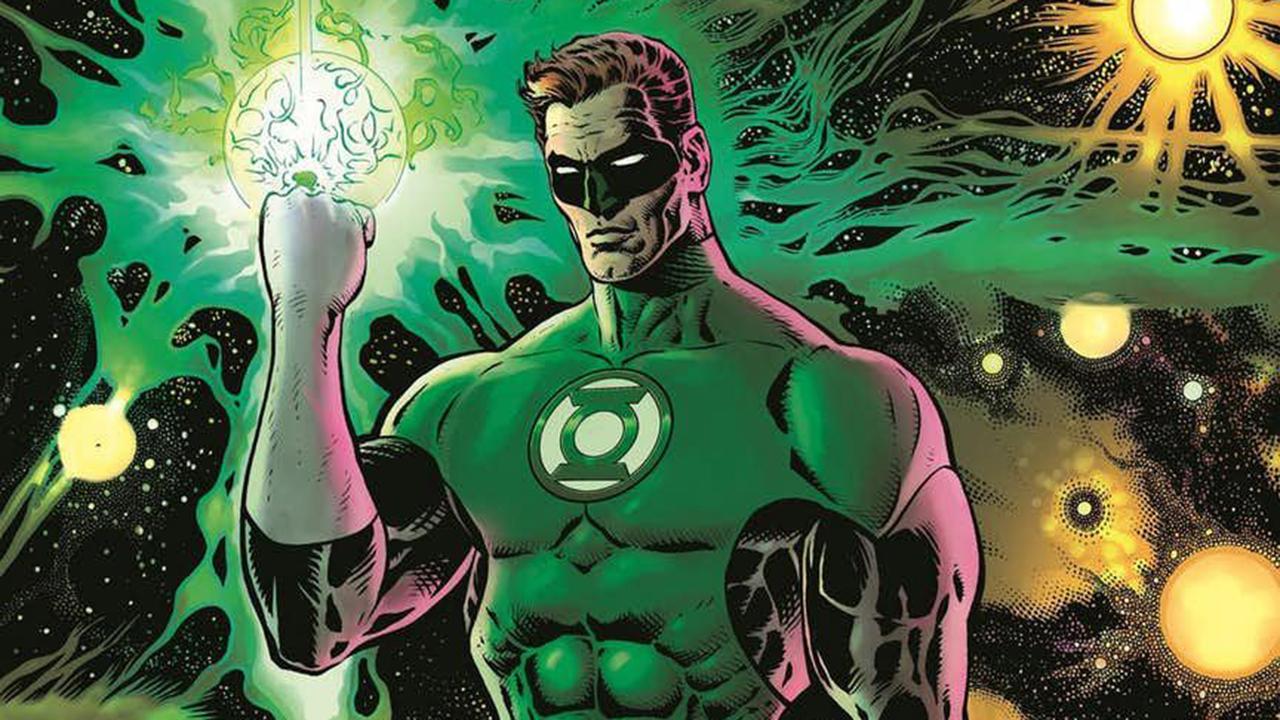 Grant Morisson assume novo título do Lanterna Verde