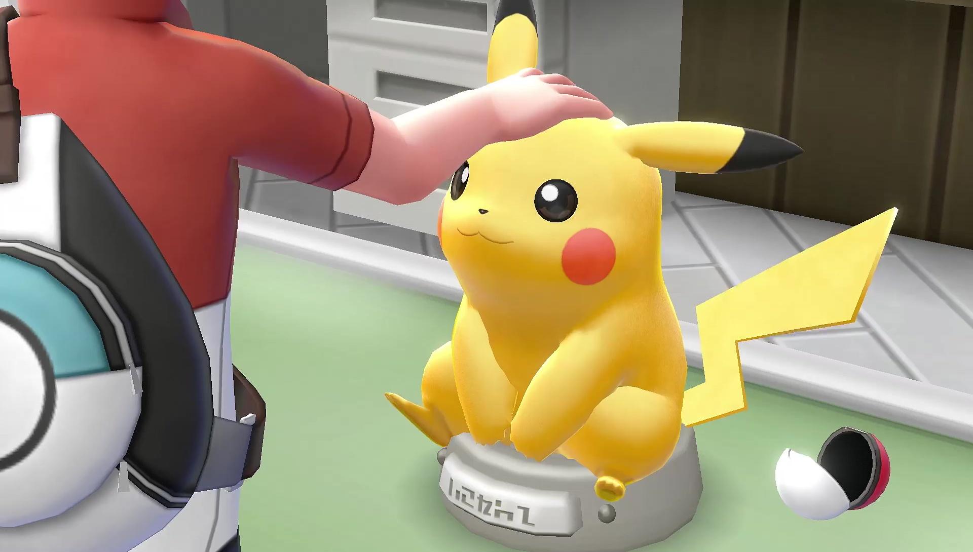 Veja o novo trailer de Pokémon Let's Go: Pikachu!/Eevee!