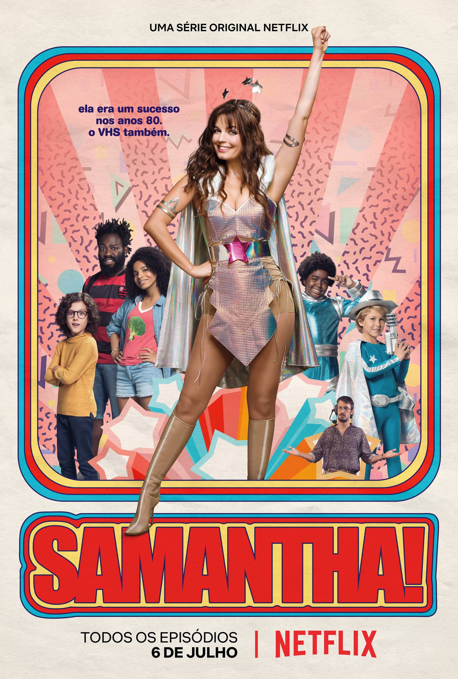 Samantha! – Season 1