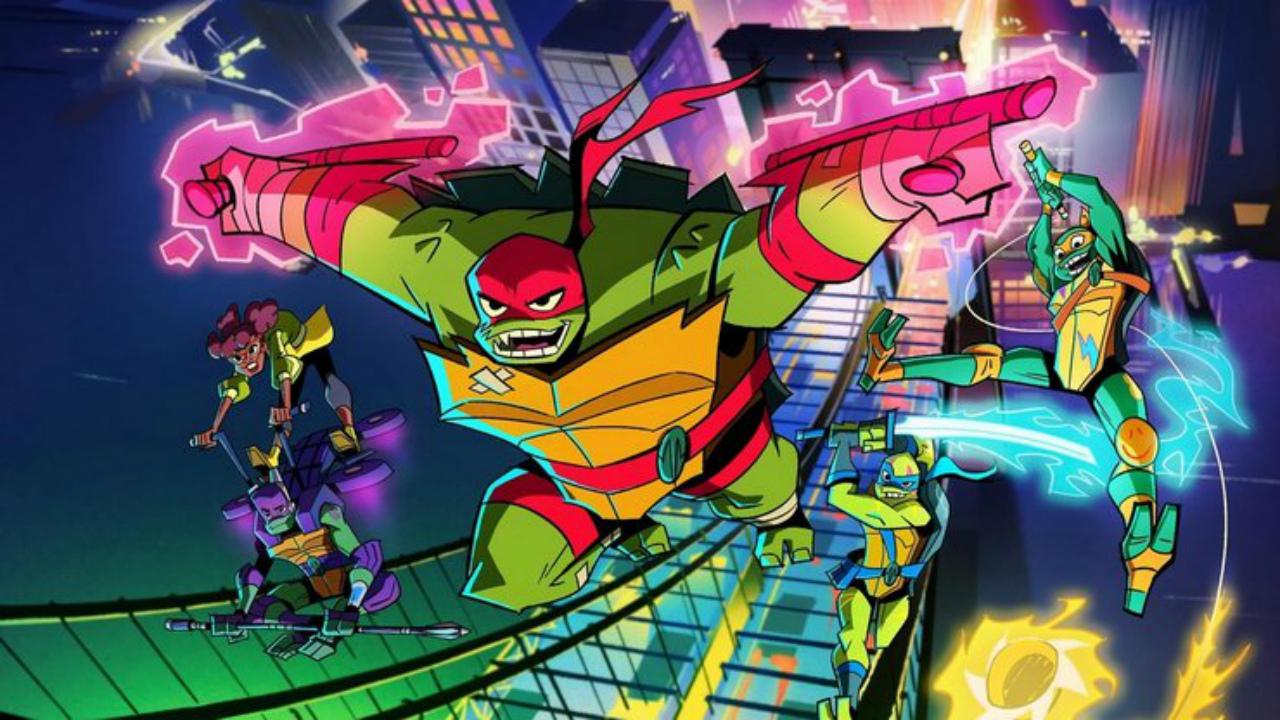 Nova série animada das Tartarugas Ninja ganha trailer