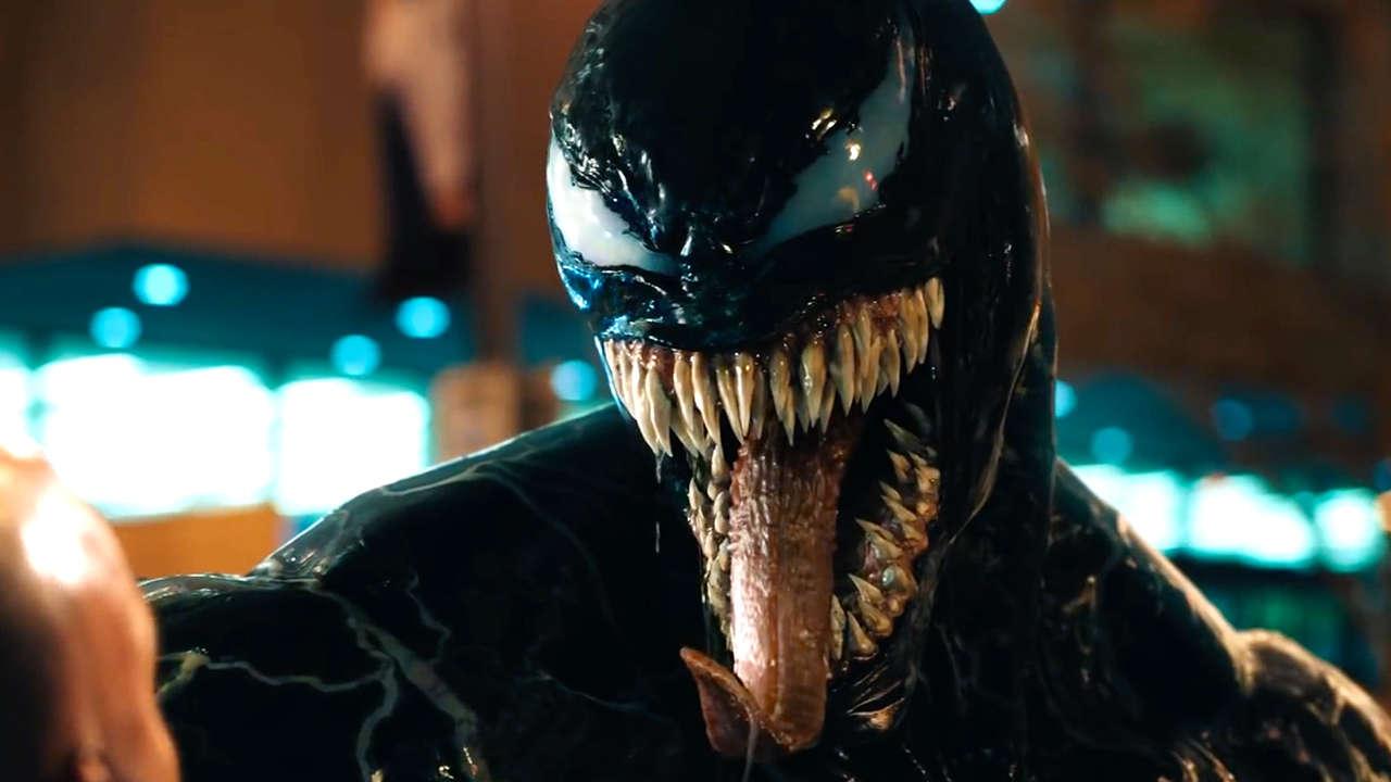 Venom apavora em novo trailer