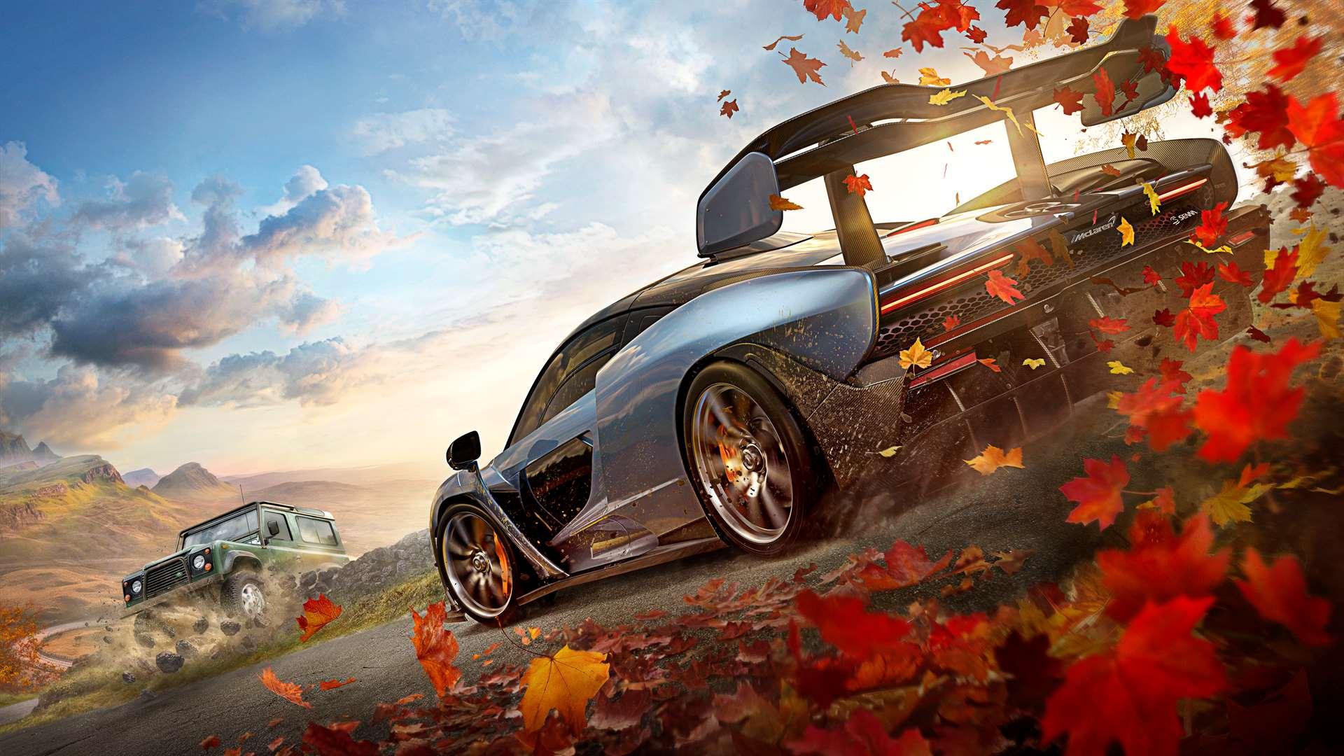 Forza Horizon 4 ganha trailer de lançamento