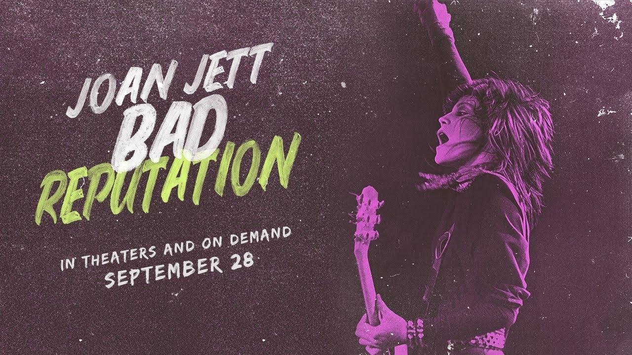 Ouça Bad Reputation, trilha sonora do documentário sobre Joan Jett
