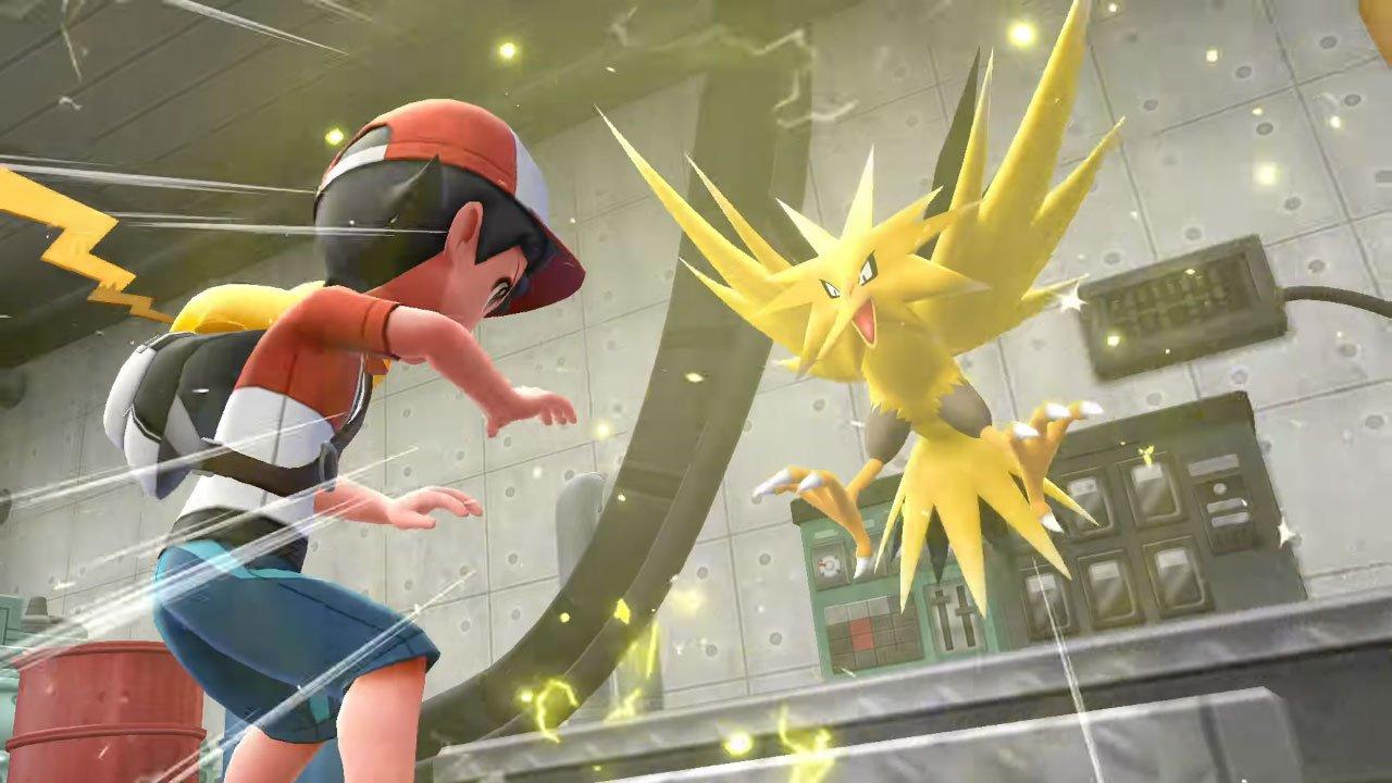 """Lendários e Pokémon GO no novo trailer de """"Let's Go: Pikachu!/Eevee!"""""""