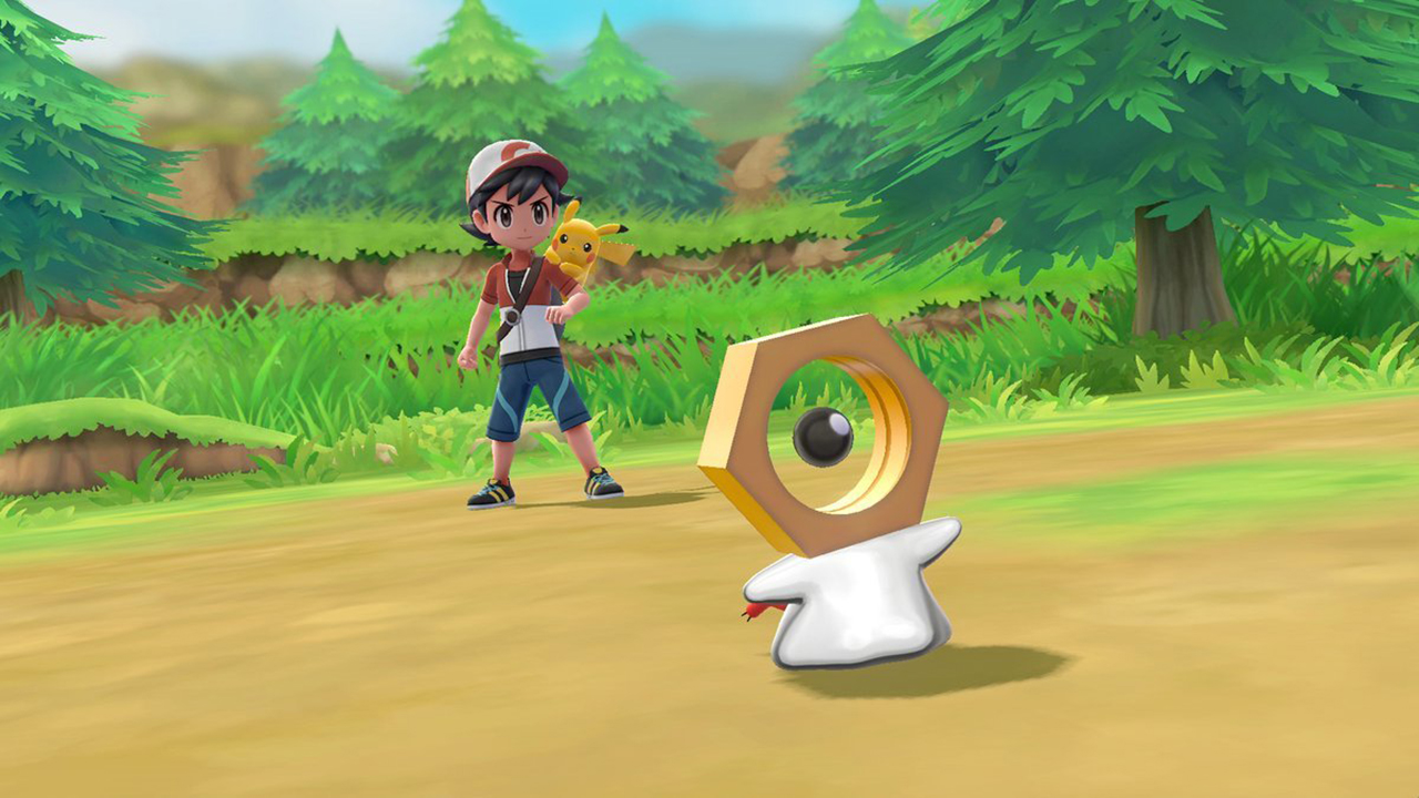 Conheça Meltan, o novo pokémon da franquia!