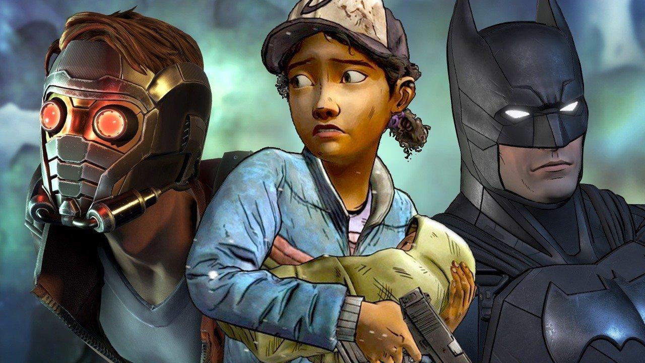 Produtora de jogos Telltale Games irá fechar