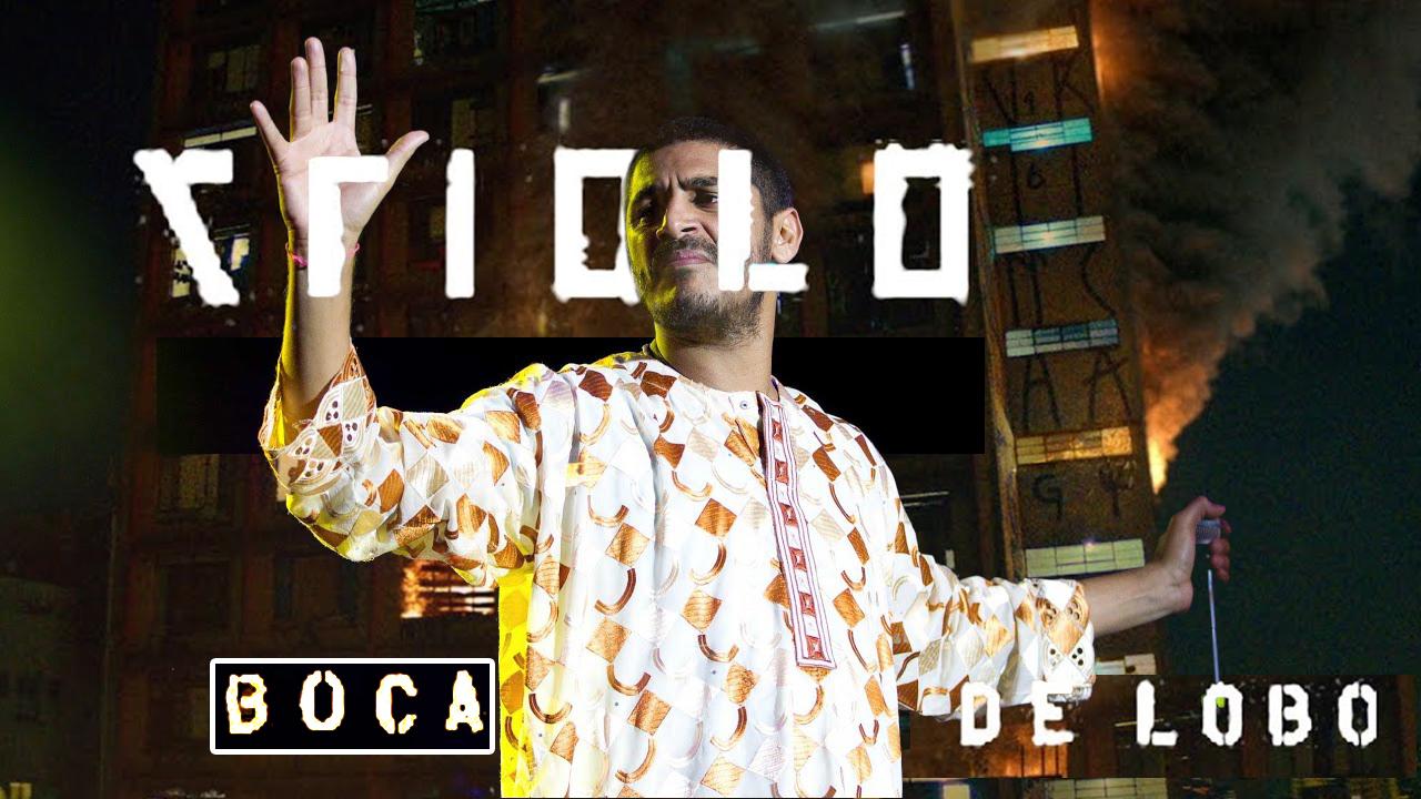 "Criolo lança clipe de ""Boca de Lobo"" que mostra caos social e político"