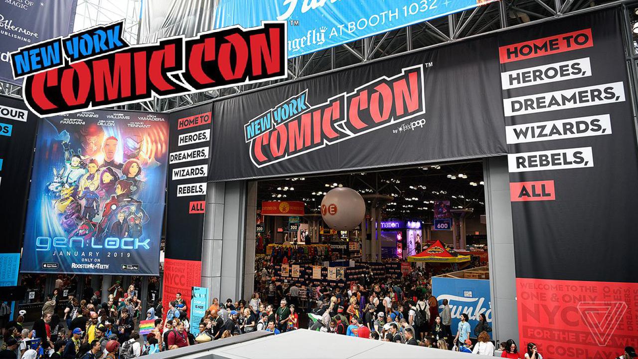Assista todos os trailers lançados na New York Comic Con 2018