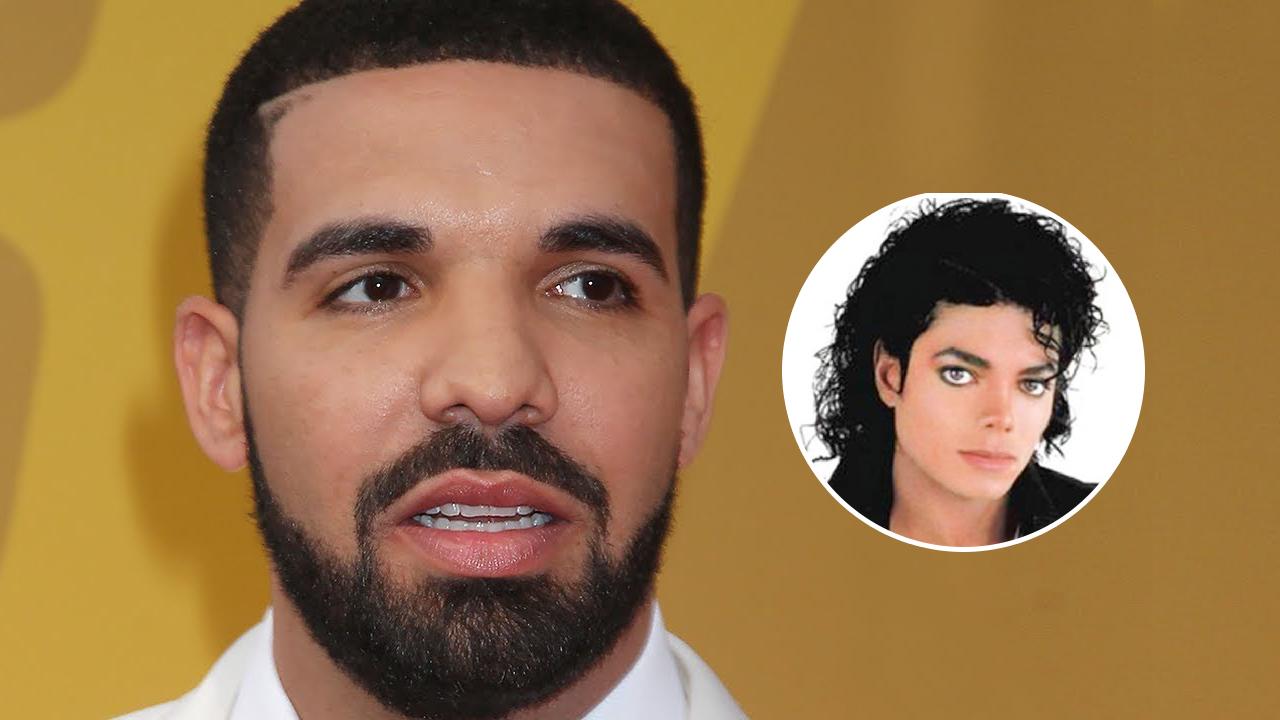 Drake lança música em parceria com Michael Jackson !?