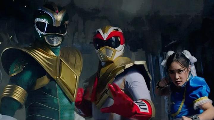 """Power Rangers: Legacy Wars"" encontra Street Fighter em curta metragem live action"