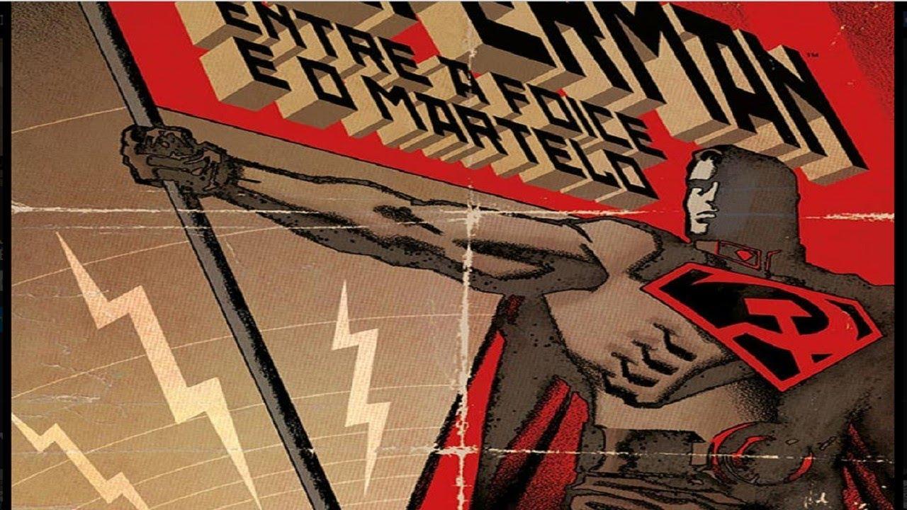 Superman – Entre a Foice e o Martelo – Resenha