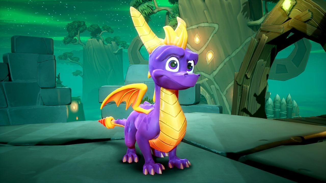 Gameplay de 45 minutos mostra mais detalhes de Spyro: Reignited Trilogy