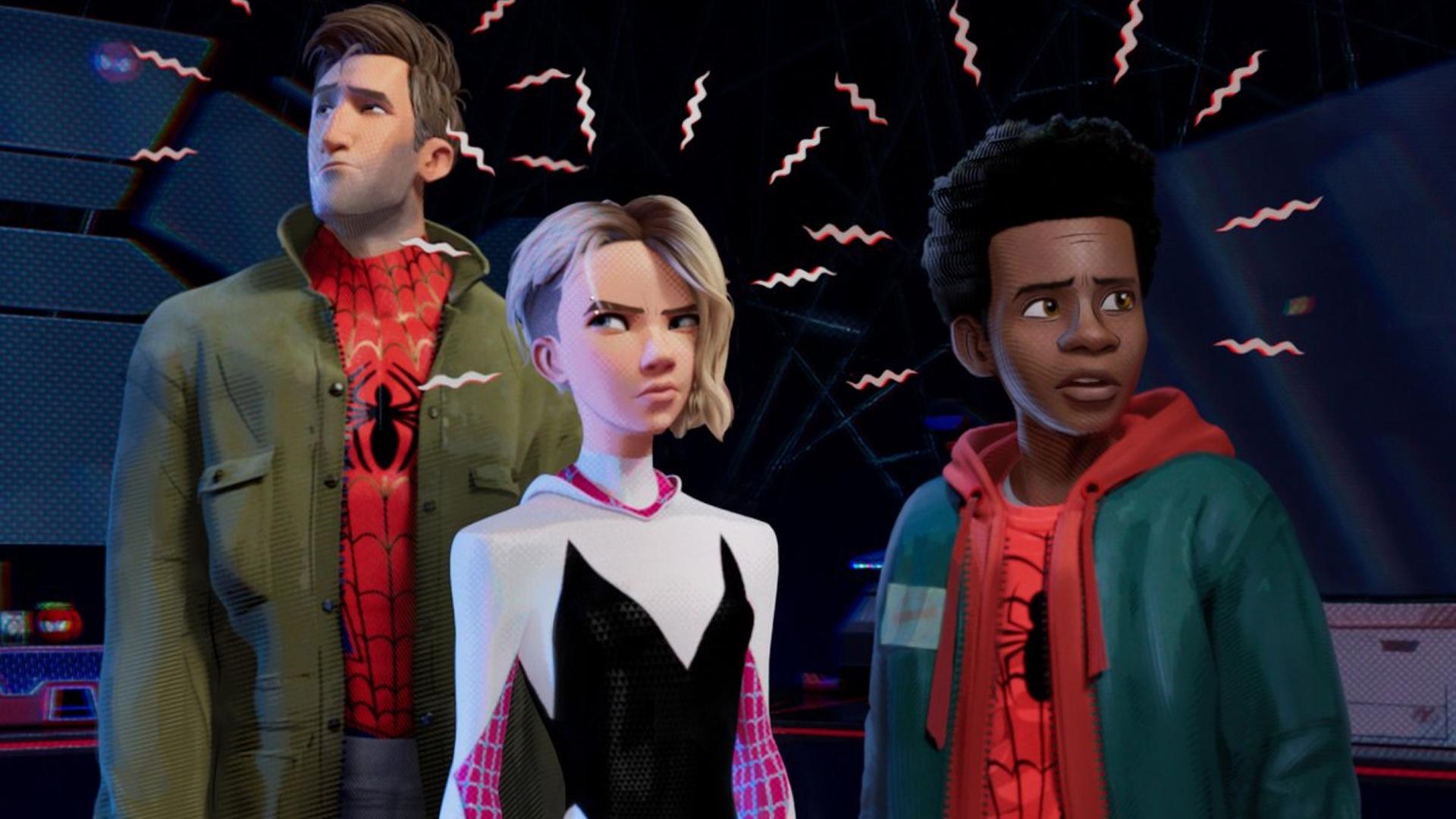 Confira O Novo Trailer De Homem Aranha No Aranhaverso Universo