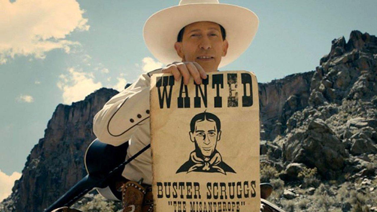 Veja o novo trailer de The Ballad of Buster Scruggs