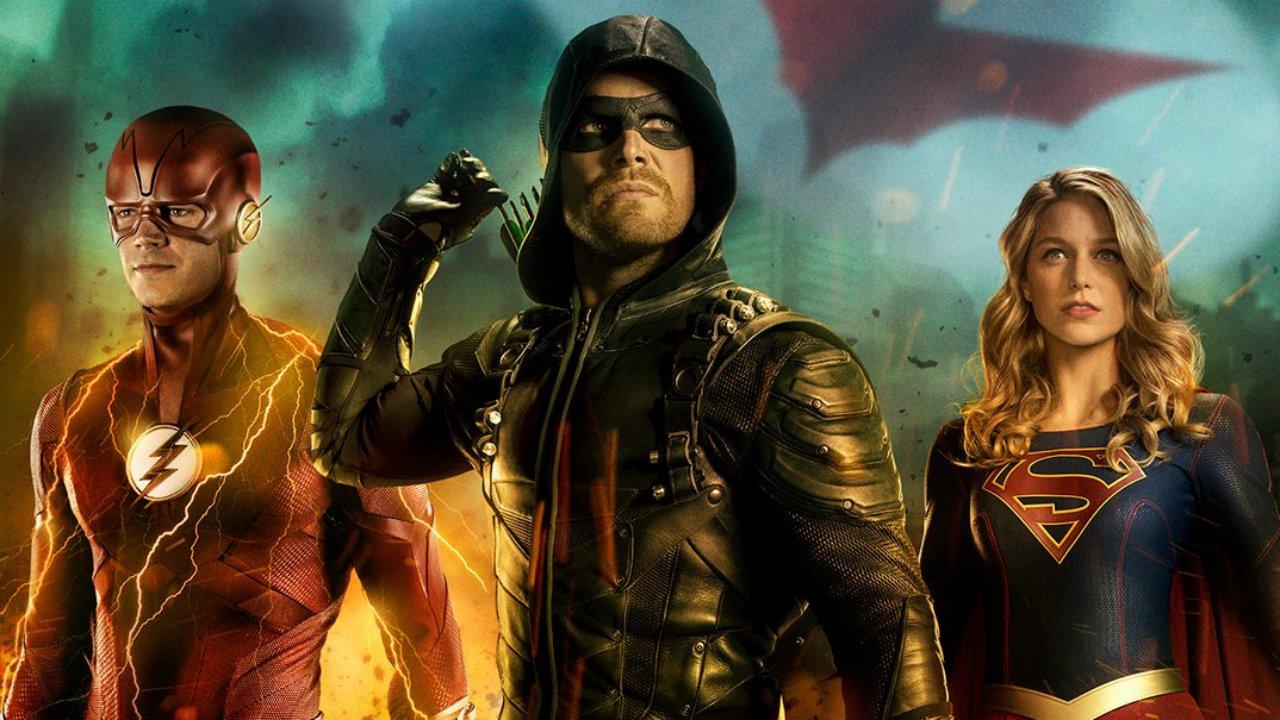 CW divulga trailer estendido de Elseworlds