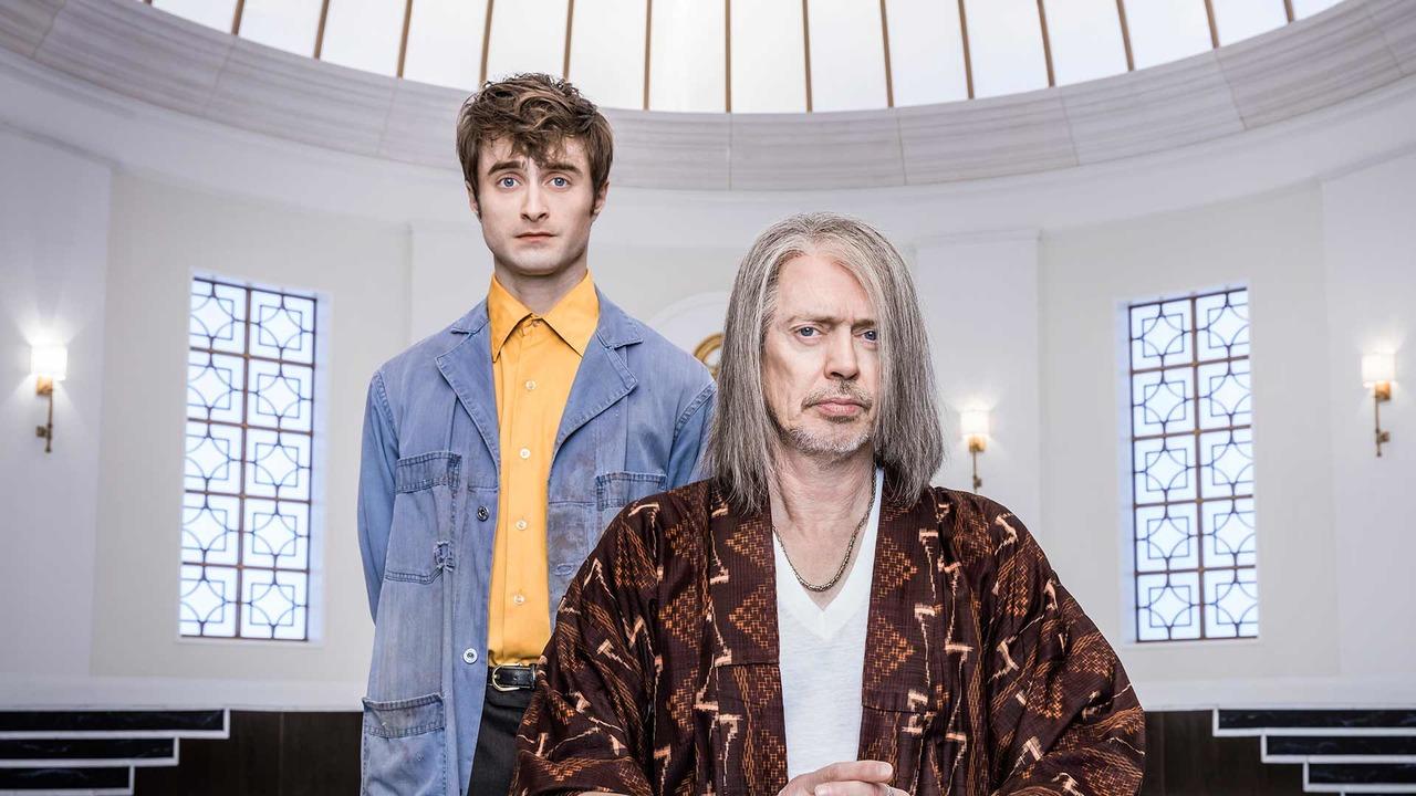 Miracle Workers – Nova série com Daniel Radcliffe e Steve Buscemi ganha teaser